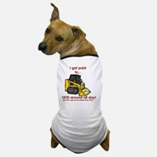 Skid Around Dog T-Shirt