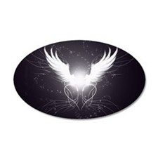 2-wings2.5 Wall Decal