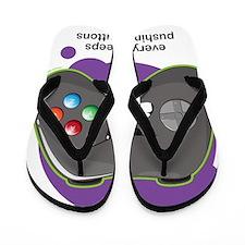 pushbuttons Flip Flops