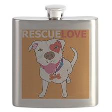 Rescue Love Flask