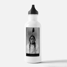 NativeAmerican2_Sittin Water Bottle