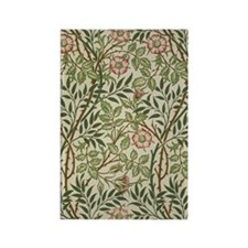 William Morris Sweet Briar Rectangle Magnet