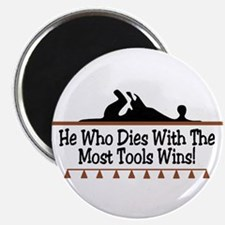 Dies with most tools Magnet