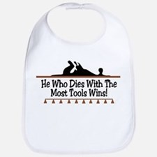 Dies with most tools Bib