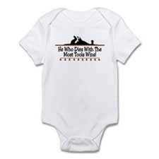 Dies with most tools Infant Bodysuit