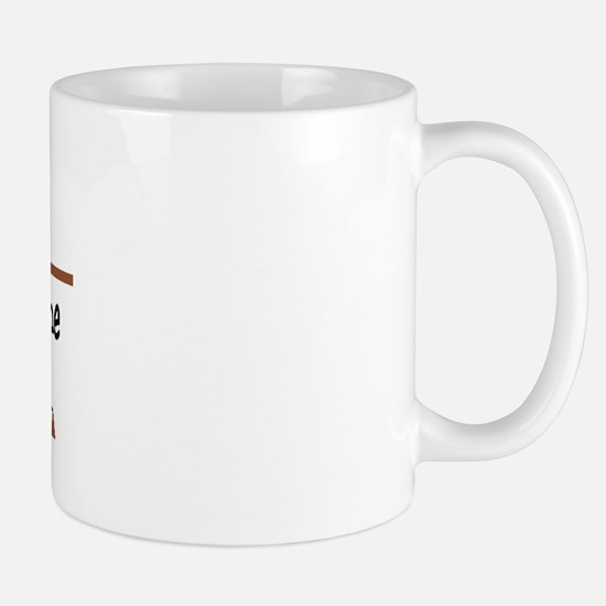 Dies with most tools Mug