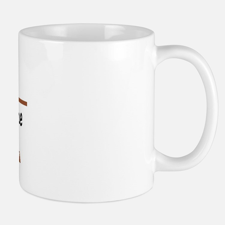 Dies with most tools Mug