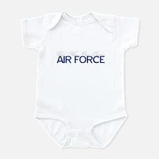 God Bless Our Troops Infant Bodysuit