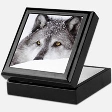 wolf ms Keepsake Box