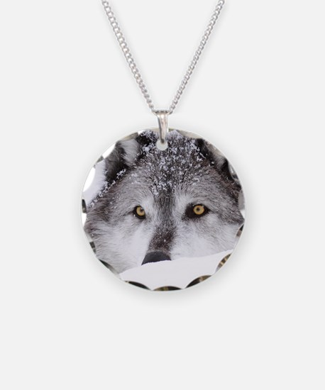 wolf ms Necklace
