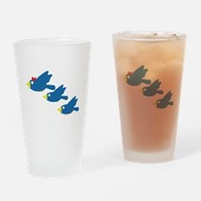 birdsbigsisteroftwins_CPDark Drinking Glass