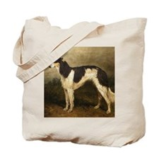 Borzoi Oil Painting 2 Tote Bag