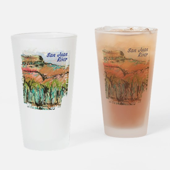 mile 58 comp 3C Drinking Glass