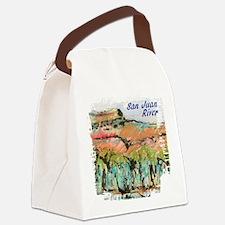 mile 58 comp 3C Canvas Lunch Bag