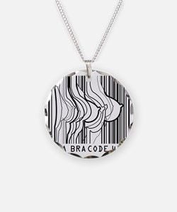 BRA CODE T-SHIRT Necklace