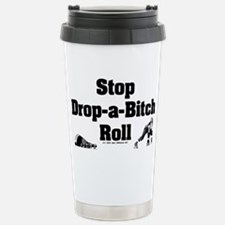 derby_stop_drop_roll_b Stainless Steel Travel Mug