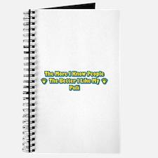 Like My Puli Journal
