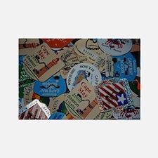 cm beach tags Rectangle Magnet