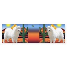 bookmark2x655 copy Bumper Sticker