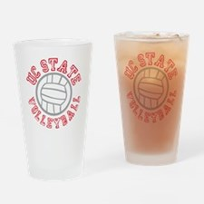 UCState-iPad Drinking Glass