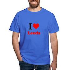 T-Shirt I Love Leeds