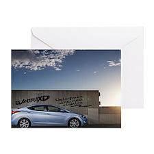 2011-elantra-wallpaper-2 Greeting Card