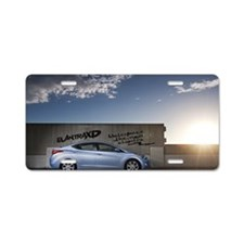 2011-elantra-wallpaper-2 Aluminum License Plate