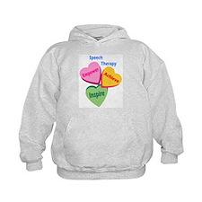ST Multi Heart Hoodie