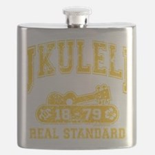 Ukulele Real Standard Flask