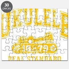 Ukulele Real Standard Puzzle