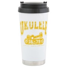 Ukulele Real Standard Travel Mug