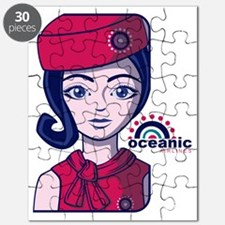 Stewardess_8x10 Puzzle