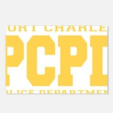 PCPD yellow Postcards (Package of 8)