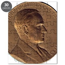Coolidge-medal Puzzle