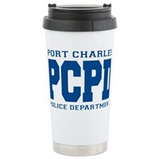 PCPD blue Travel Mug
