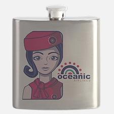 Stewardess06_12x12W Flask