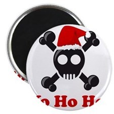 PirateSanta Black Magnet