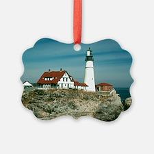 Portland head lighthouse Ornament