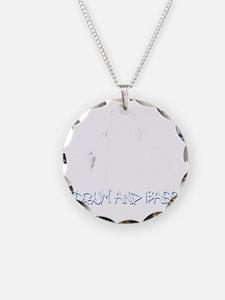 DnB Graffiti Girl Necklace