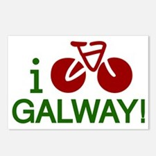 i cycle galway Postcards (Package of 8)