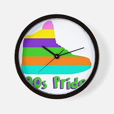 90s_pride Wall Clock