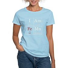 IAmFeMnFlatWhite T-Shirt