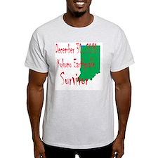 Kokpmo Quake Survivor-10 T-Shirt