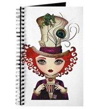 Lady Hatter Journal