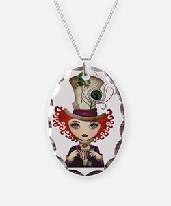 Lady Hatter Necklace