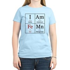IAmFeMnFlat T-Shirt