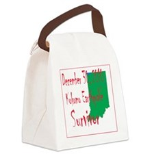 Kokpmo Quake Survivor-4 Canvas Lunch Bag
