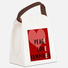 iphone4_hardcase01 Canvas Lunch Bag