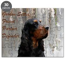 GordonSetterFriendPartnerDefender Puzzle