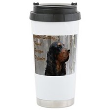 GordonSetterFriendPartnerDefend Travel Mug